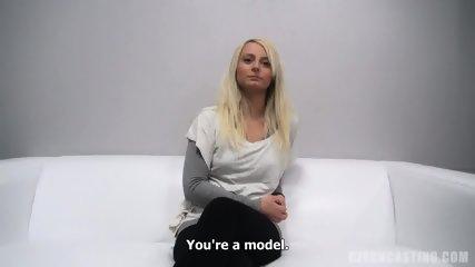 Nice Pussy Of Blonde Amateur - scene 1