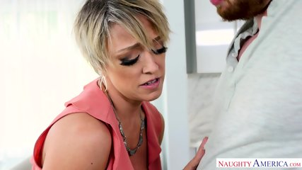 Hot Mom Knows How To Ride A Cock - scene 2