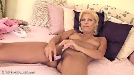 Pink Dildo In Juicy Pussy - scene 4