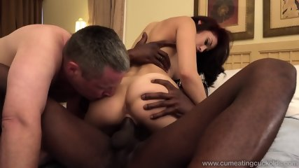 His Girl Rides Black Dick - scene 7