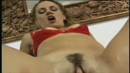 Hot babe having fun - scene 9
