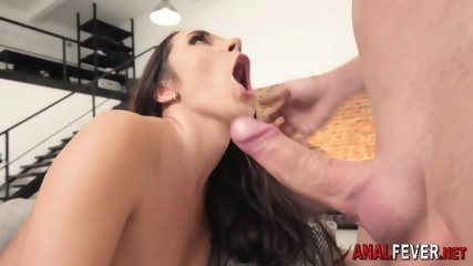 Babes gaping ass fucked