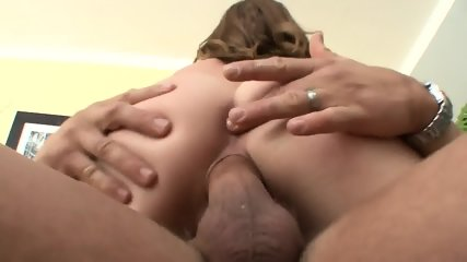 Massive Dick Gives Her Satisfaction