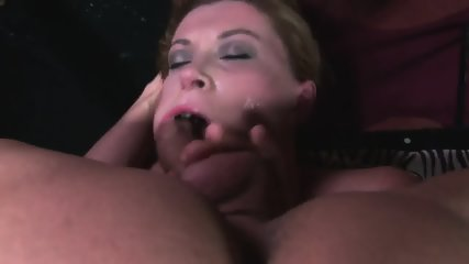 Cum On Her Big Tits After Face Fucking - scene 8
