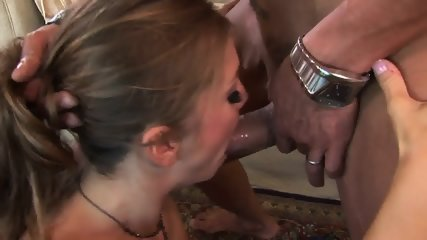 Blonde Bitch With Dick In Ass - scene 3