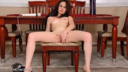 Favourite Toy Of Mature Brunette - scene 6