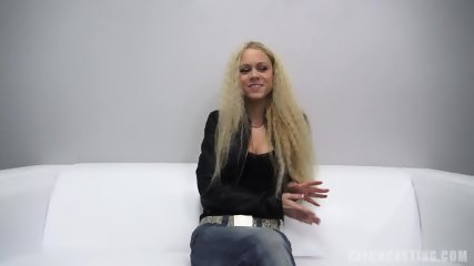 Nice Body Of Hot Amateur Blonde - scene 2