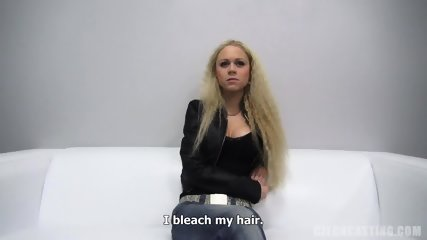 Nice Body Of Hot Amateur Blonde - scene 3