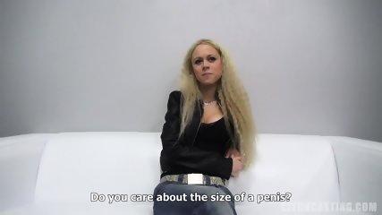 Nice Body Of Hot Amateur Blonde - scene 5