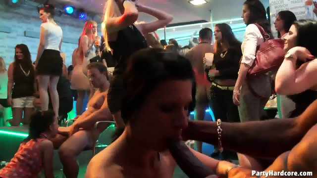 Sex Actions At The Party