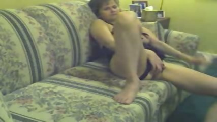 Slutty granny cunt playing and cock fucking - scene 8