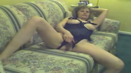 Slutty granny cunt playing and cock fucking - scene 1