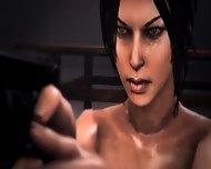 Busty Lara In Trouble - scene 12