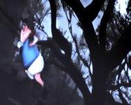 Busty Lara In Trouble - scene 6