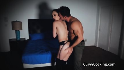 Titty fire spinner hungry for cock