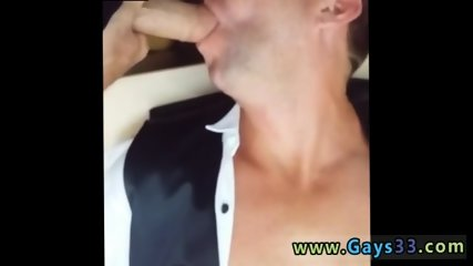 Blowjob gay sex Groom To Be, Gets Anal Banged!
