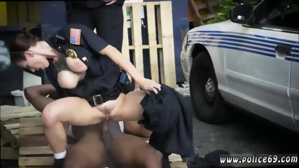 Big ass milf double penetration xxx I will catch any perp with a thick black dick, and