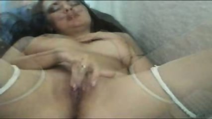 Hot webcam strip and masturbation - scene 11