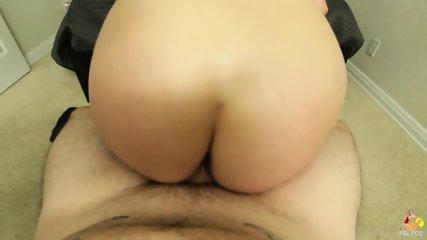 Hardcore Sex With Horny Blonde - scene 5