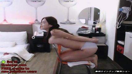 Huge tits Korean incredible show
