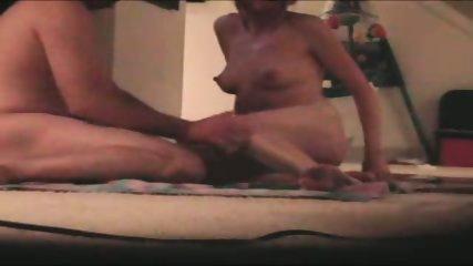 Horny couple is having soft sex - scene 3