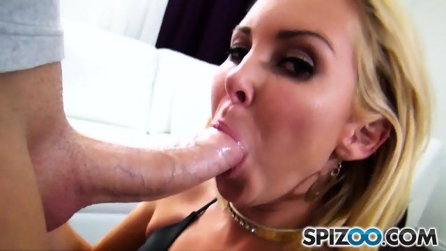 Cum On Cock Sucker's Face