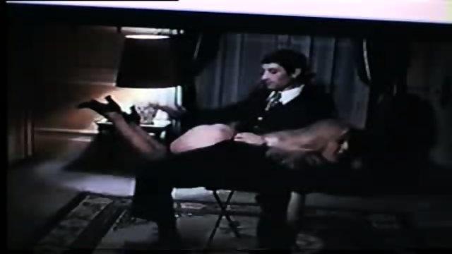 She likes spanking