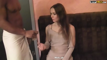 Casual Slut Gets Fucked By Two Guys - scene 4