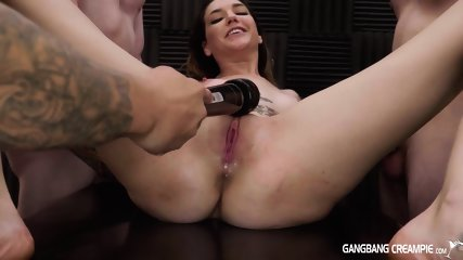 Dirty Whore Full Of Cum - scene 9