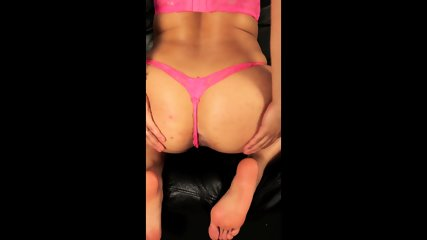 Masked Girl And Two Cocks - scene 1