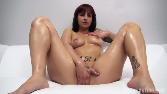 Amateur Girl With Nice Tattoo