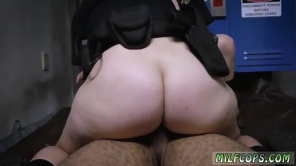 Big tit milf bdsm and skinny creampie Don t be ebony and suspicious around Black Patrol