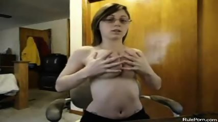 Girl Shows Her Perfect Tits