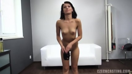 Sexy Amateur At The Casting