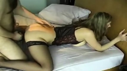 Busty Carolina Fucked By Doggy Style - scene 9