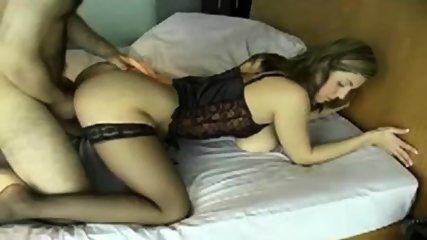 Busty Carolina Fucked By Doggy Style - scene 2