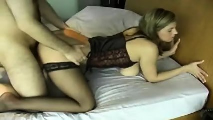 Busty Carolina Fucked By Doggy Style - scene 3