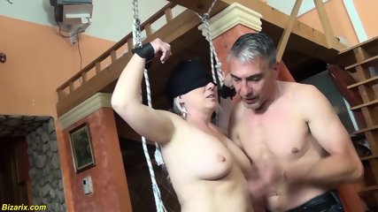 busty moms first bdsm fuck lesson