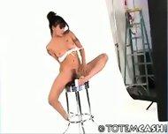 Jade Hsu posturing - scene 6