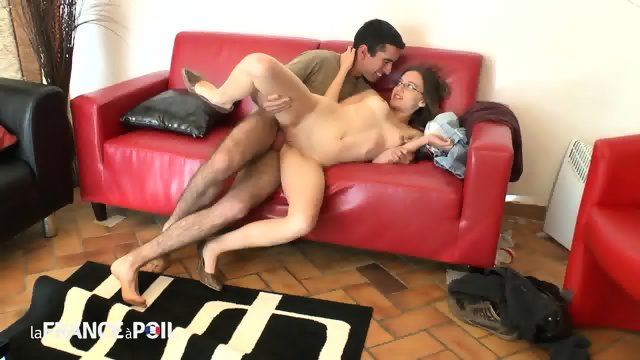 Anal Sex On Red Sofa - Lucie