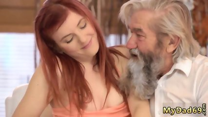 old man with big penis