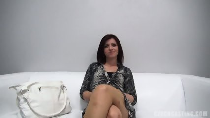 Amateur Girl Gets Fucked At The Casting - scene 2