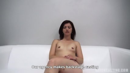Amateur Girl Gets Fucked At The Casting - scene 5