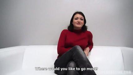 Hard Penis For European Amateur - scene 1