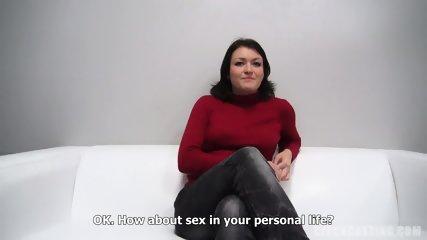 Hard Penis For European Amateur - scene 4