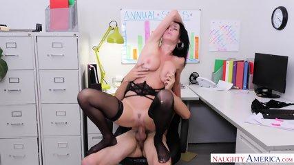 Affair In Office - scene 10