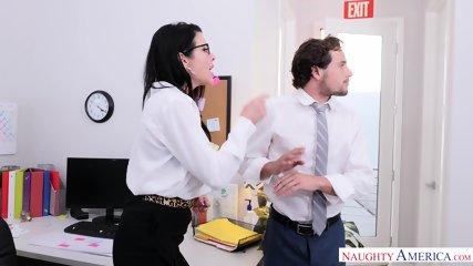 Affair In Office - scene 1