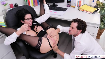 Affair In Office - scene 3