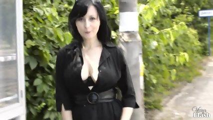 Kinky Amateur Masturbates In Public - scene 6