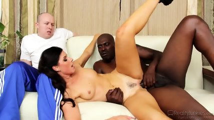 His Girl Dreams About Black Dick - India Summer